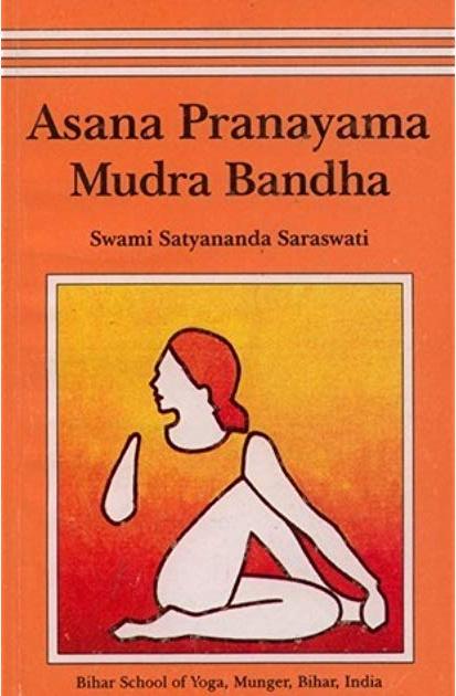 Asana pranayama mudra bandha book swami satyananda